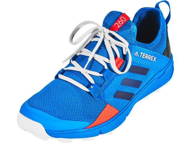 adidas TERREX Agravic Speed+ Zapatillas Hombre, blue beauty/legend ink/active red